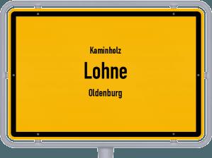 Kaminholz & Brennholz-Angebote in Lohne (Oldenburg)