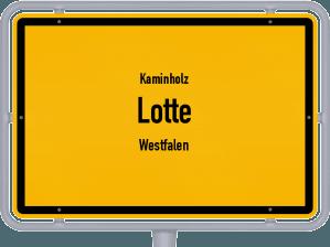 Kaminholz & Brennholz-Angebote in Lotte (Westfalen)