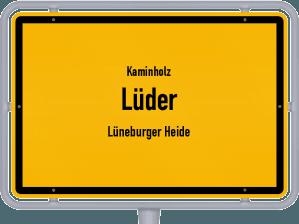 Kaminholz & Brennholz-Angebote in Lüder (Lüneburger Heide)