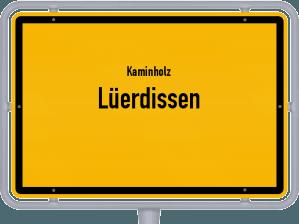 Kaminholz & Brennholz-Angebote in Lüerdissen