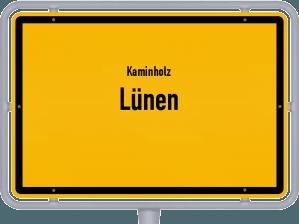 Kaminholz & Brennholz-Angebote in Lünen
