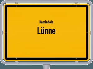 Kaminholz & Brennholz-Angebote in Lünne