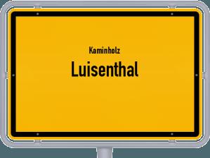 Kaminholz & Brennholz-Angebote in Luisenthal