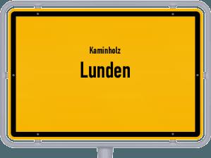 Kaminholz & Brennholz-Angebote in Lunden