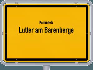 Kaminholz & Brennholz-Angebote in Lutter am Barenberge