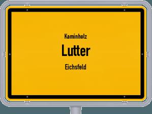 Kaminholz & Brennholz-Angebote in Lutter (Eichsfeld)