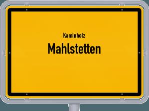 Kaminholz & Brennholz-Angebote in Mahlstetten