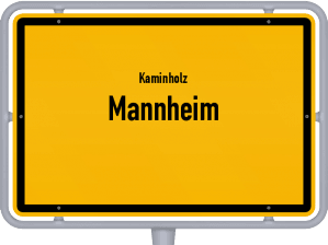 Kaminholz & Brennholz-Angebote in Mannheim