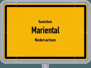 Kaminholz & Brennholz-Angebote in Mariental (Niedersachsen)