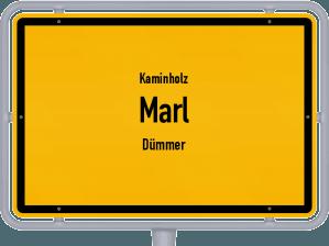 Kaminholz & Brennholz-Angebote in Marl (Dümmer)
