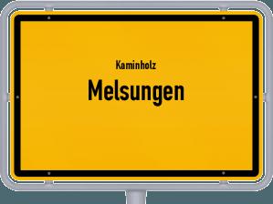 Kaminholz & Brennholz-Angebote in Melsungen