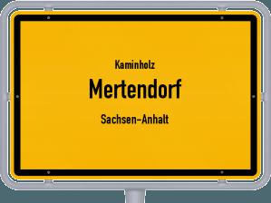 Kaminholz & Brennholz-Angebote in Mertendorf (Sachsen-Anhalt)