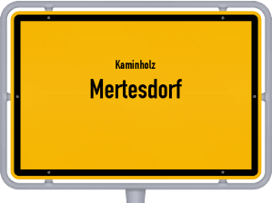 Kaminholz & Brennholz-Angebote in Mertesdorf