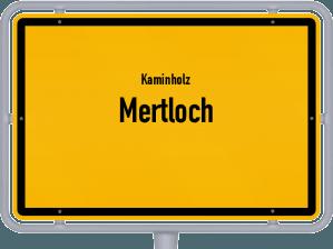 Kaminholz & Brennholz-Angebote in Mertloch