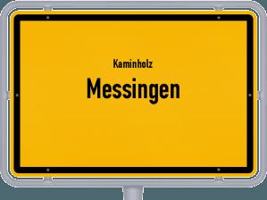 Kaminholz & Brennholz-Angebote in Messingen