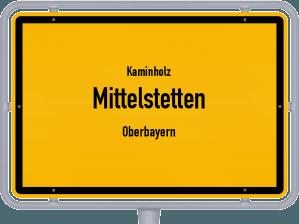 Kaminholz & Brennholz-Angebote in Mittelstetten (Oberbayern)