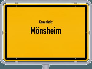Kaminholz & Brennholz-Angebote in Mönsheim