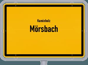 Kaminholz & Brennholz-Angebote in Mörsbach