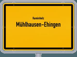 Kaminholz & Brennholz-Angebote in Mühlhausen-Ehingen