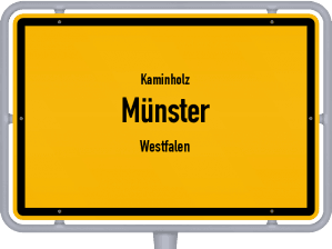 Kaminholz & Brennholz-Angebote in Münster (Westfalen)