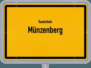 Kaminholz & Brennholz-Angebote in Münzenberg