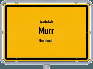 Kaminholz & Brennholz-Angebote in Murr (Gemeinde)