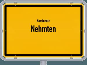 Kaminholz & Brennholz-Angebote in Nehmten