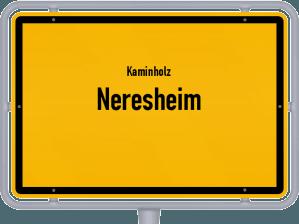 Kaminholz & Brennholz-Angebote in Neresheim