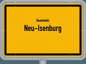 Kaminholz & Brennholz-Angebote in Neu-Isenburg