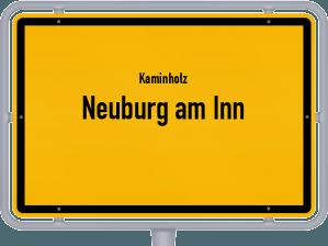 Kaminholz & Brennholz-Angebote in Neuburg am Inn