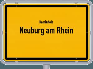 Kaminholz & Brennholz-Angebote in Neuburg am Rhein