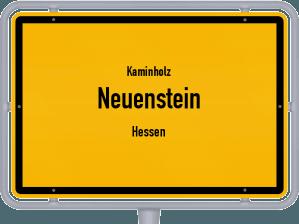 Kaminholz & Brennholz-Angebote in Neuenstein (Hessen)