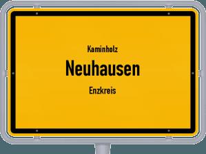 Kaminholz & Brennholz-Angebote in Neuhausen (Enzkreis)