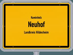 Kaminholz & Brennholz-Angebote in Neuhof (Landkreis Hildesheim)