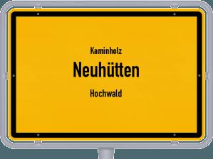 Kaminholz & Brennholz-Angebote in Neuhütten (Hochwald)