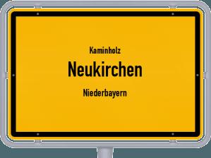 Kaminholz & Brennholz-Angebote in Neukirchen (Niederbayern)