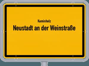 Kaminholz & Brennholz-Angebote in Neustadt an der Weinstraße