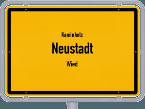 Kaminholz & Brennholz-Angebote in Neustadt (Wied)