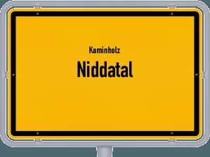 Kaminholz & Brennholz-Angebote in Niddatal
