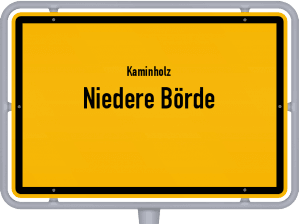 Kaminholz & Brennholz-Angebote in Niedere Börde