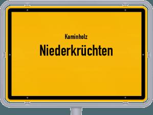 Kaminholz & Brennholz-Angebote in Niederkrüchten