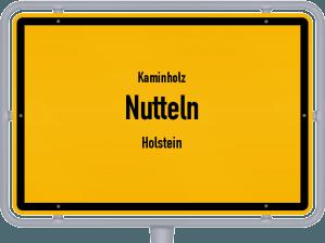 Kaminholz & Brennholz-Angebote in Nutteln (Holstein)