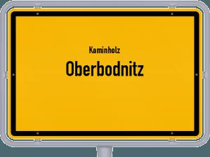 Kaminholz & Brennholz-Angebote in Oberbodnitz