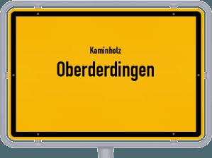 Kaminholz & Brennholz-Angebote in Oberderdingen