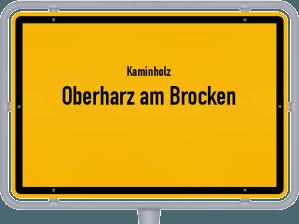 Kaminholz & Brennholz-Angebote in Oberharz am Brocken