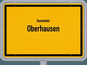 Kaminholz & Brennholz-Angebote in Oberhausen