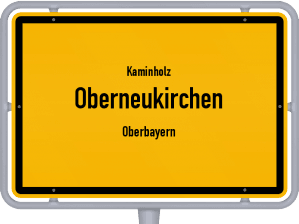 Kaminholz & Brennholz-Angebote in Oberneukirchen (Oberbayern)