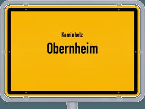 Kaminholz & Brennholz-Angebote in Obernheim