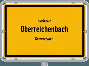 Kaminholz & Brennholz-Angebote in Oberreichenbach (Schwarzwald)