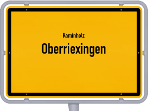 Kaminholz & Brennholz-Angebote in Oberriexingen